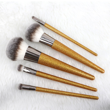 Ensemble de 5 pinceaux de maquillage le plus récent