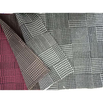 TC jacquard prints fabric