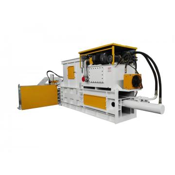 Horizontal hydraulic automatic carton baler machine for sale