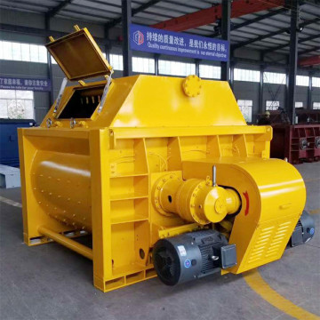 Building electric fixed 2 m3 js concrete mixer