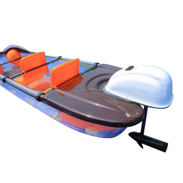 Transparent Canoe Ocean Kayak