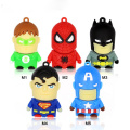 Super Hero Movie Character USB Flash Drive