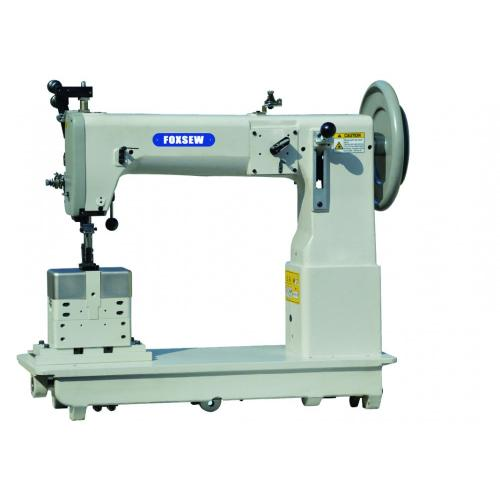Extra Heavy Duty Post Bed Triple Feed aerospace Upholstery Sewing Machine