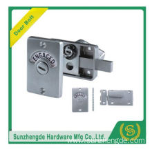 SDB-034SS Texas Most Aluminum High Security Anti-Theft Door Latch Barrel Bolt