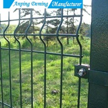PVC coated metal 72 inch field fence