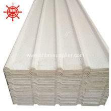 High Strength Non-asbestos Insulating MgO Glazed Roof Tiles