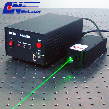 532nm Single Frequency Laser for Microscopy