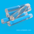 clear transparent color Cast Acrylic Sheet and rod