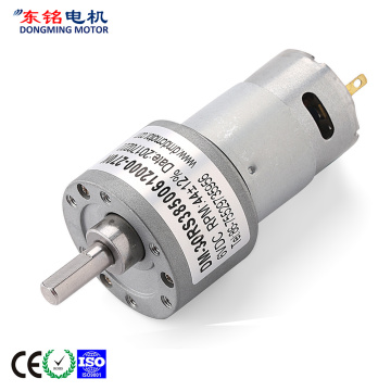 30mm Dc Spur Gear Motor