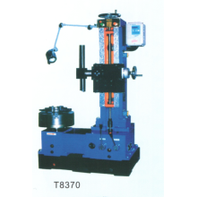 Vertical Brake Drum Cutting Machine