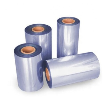 Antistatic PVC rigid transparent rolls films