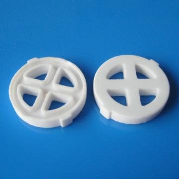 Ceramic Seal in Sanitary Fitting