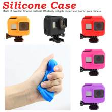 for Gopro Hero 5 Black/4/3+ waterproof case/border Silicone Case Electronic Equipment Other Accessories Waterproof Case