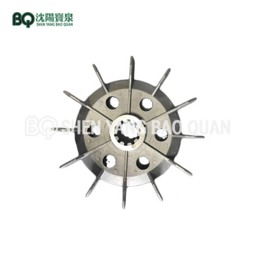 11/13/15KW Motor Aluminum Fan Blade for Construction Hoist