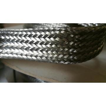 EMI/RFI Stainless steel braided sleeve