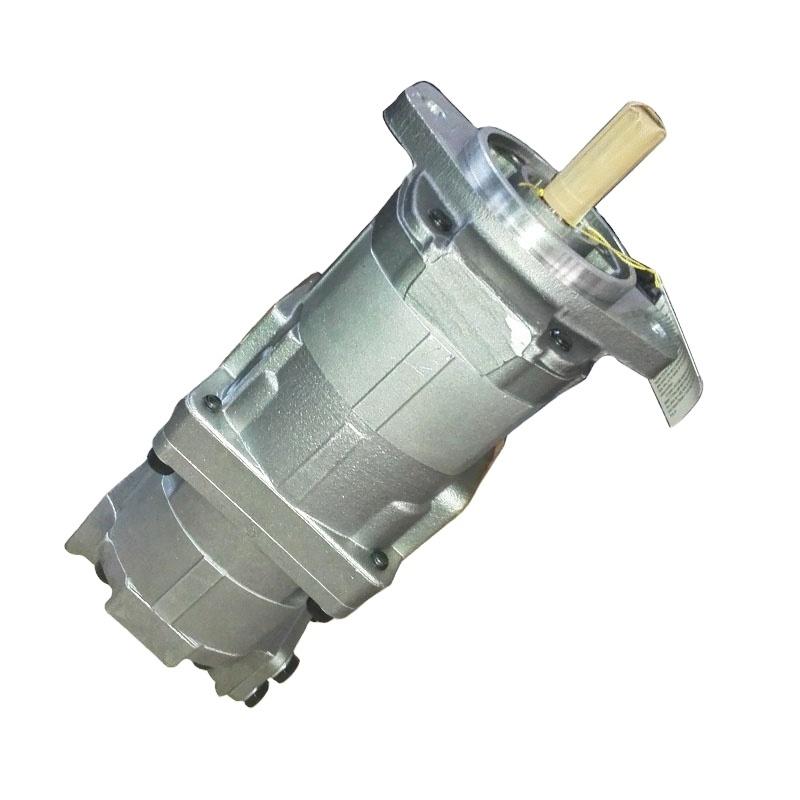 gear pump ass'y 705-52-21160 for GD555 grader