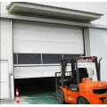Exterior Stacking Folding Type PVC Fabric Door