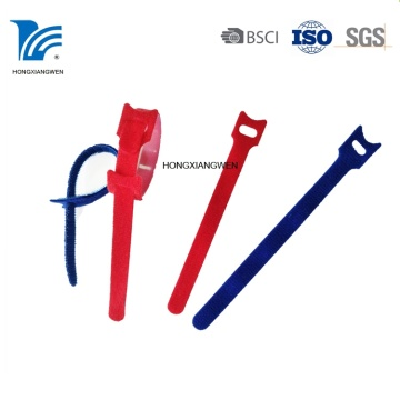 Reusable Hook and Loop Belt Cable Strap