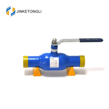 factory directly sale 2 inch full welded oxygen gas ball valve api 6d