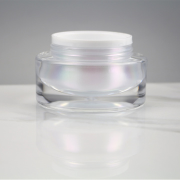 50g Acrylic Excellent Package Cosmetic Jar