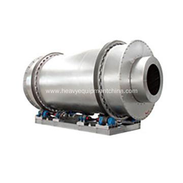 Three Pass Rotary Dryer For Sand Coal Drying
