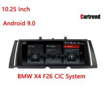 Android 9.0 Car Radio per X4 F26