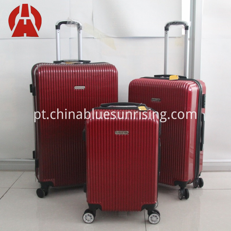 ABS pc luggage
