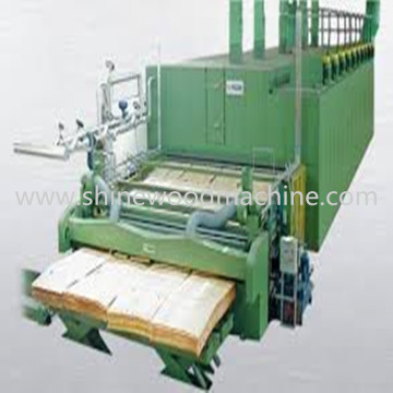 Natural Gas Veneer Dryer