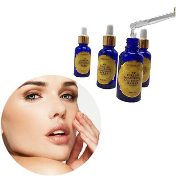 100% pure hyaluronic acid essence for skin care