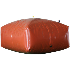 ISO Collapsible water tank plastic water storage bags / tank