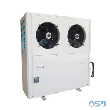 CE approval EVI 85℃ high temperature heat pump