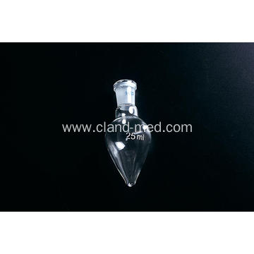 FLASK PEAR SHAPE STANDARD GROUND MOUTH