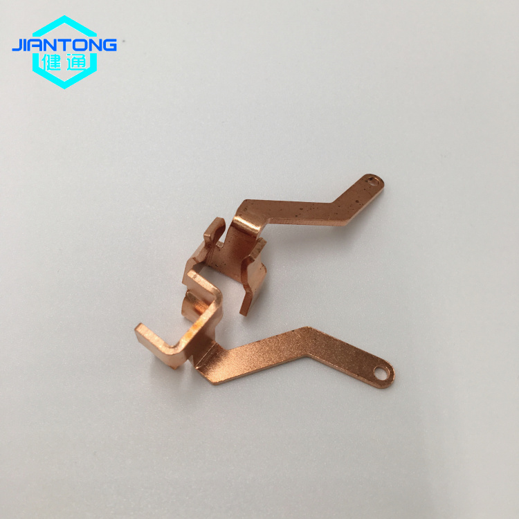 copper metal stamping part