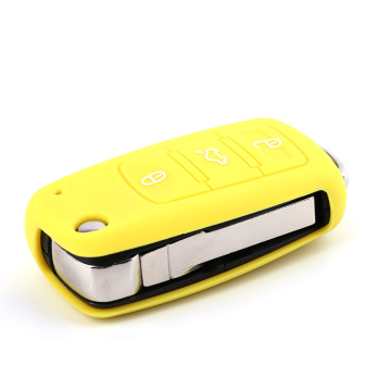 VW Silicone Remote Key Case 3 Buttons
