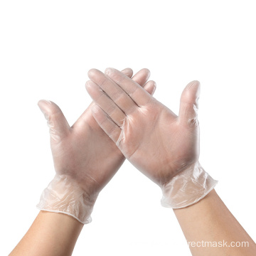 Disposable pvc vinyl gloves non powder free