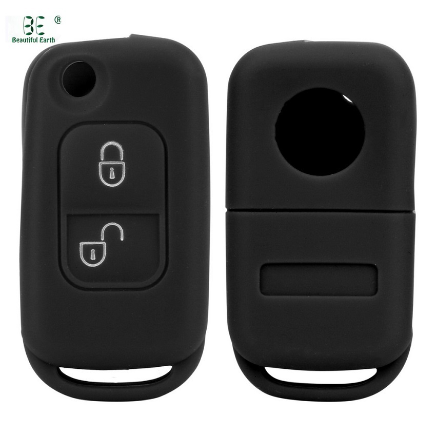 Mercedes Benz Silicone Car Key Cover