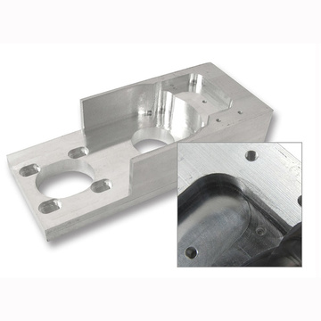 OEM Custom Aluminum Alloy Machining Parts Milling Service