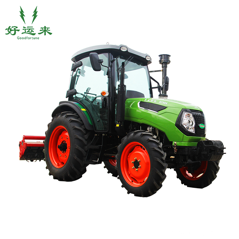 Mini farm 4*4 wheel tractor