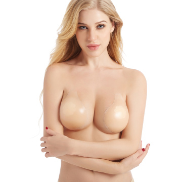 Push Up Strapless Sticky Adhesive bra