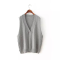 OEM Best Selling Fashion Woman Knitted Vest