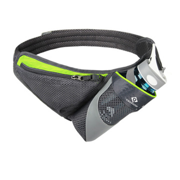 Customize Logo Hot Selling Good Quality Fashion Sport Bottle  Running Net Waist Belt Bag