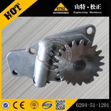 6150-51-1004 KOMATSU D65 OIL PUMP ASS'Y ENGINE PARTS