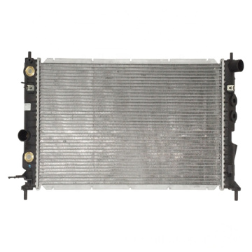 Auto parts cooling radiator for Au-di 34mm