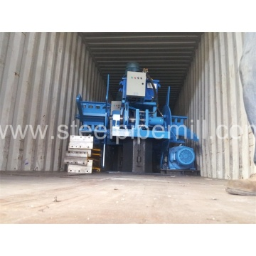 erw tube mill for steel