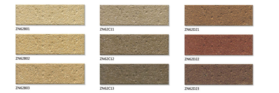 Thin Brick Sizes