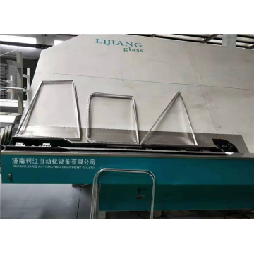 Insulating glass aluminum spacer aluminum bending machine
