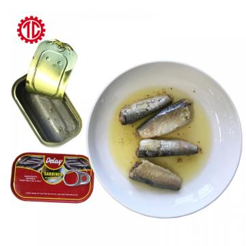 High Quality Canned Sardine In Soybean Oil