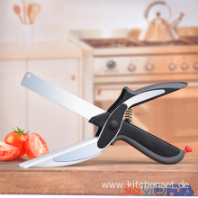 Stainless Steel Vegetable Cutting Scissors for Kitchen