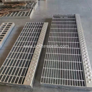 Hot dipped Galvanized Steel Staircase