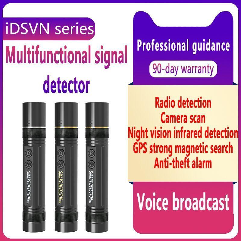 Spy Camera bug detector mini wifi camera pen camera clock camera hidden camera gps tracker gsm signal wiretap spy things finder
